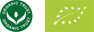 Organic Trust & European Logo